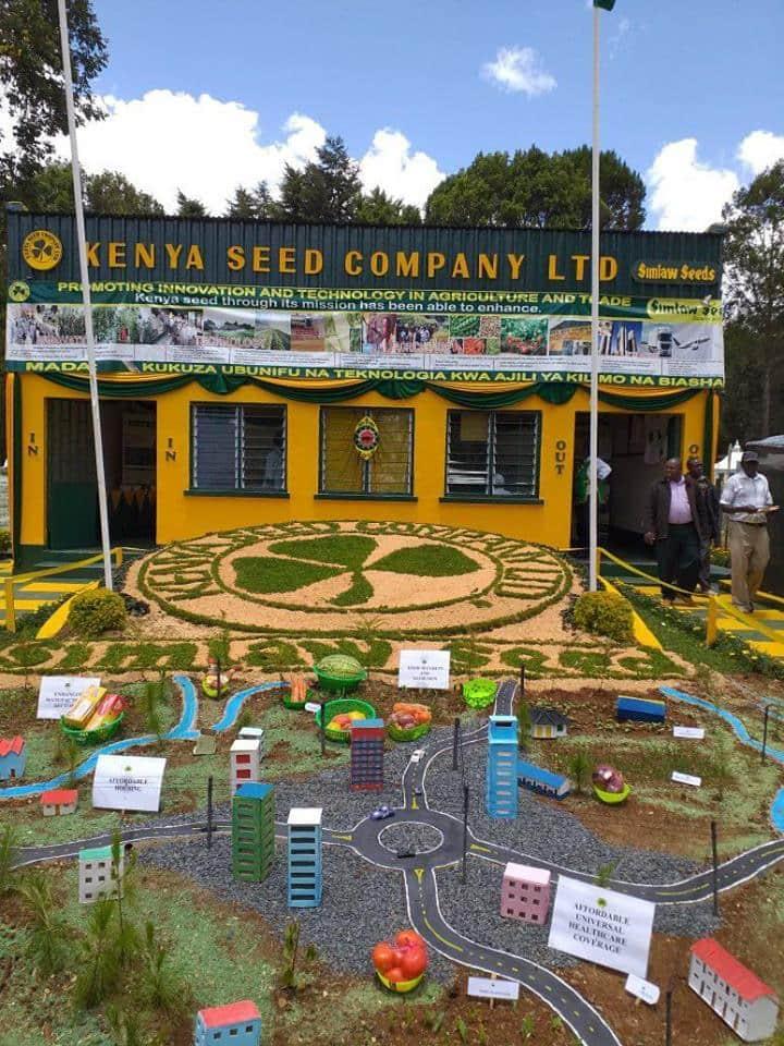 Kenya Seed Company branches