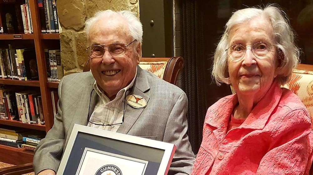 World's oldest couple with no children set to celebrate 80th wedding anniversary