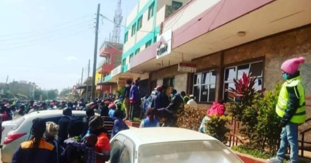 Matuu Bank Robbery: Former GSU Officer Linked to Incident that Left Police Helpless