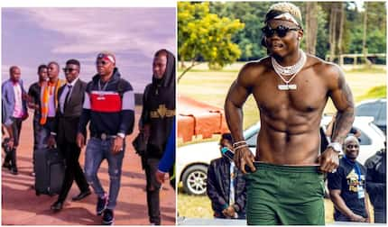Chaos erupt in Eldoret as WCB superstar Harmonize fails to show up to concert