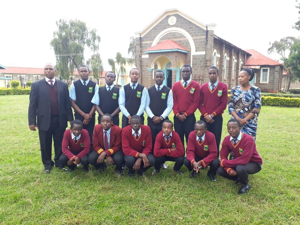 Nyeri High School