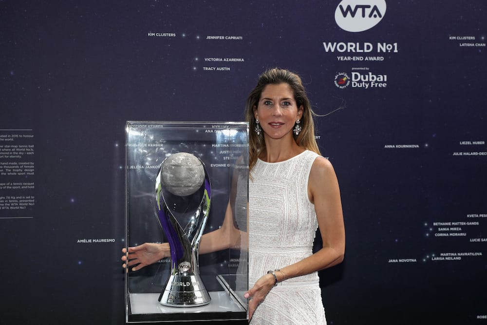 Greatest female tennis players of all time