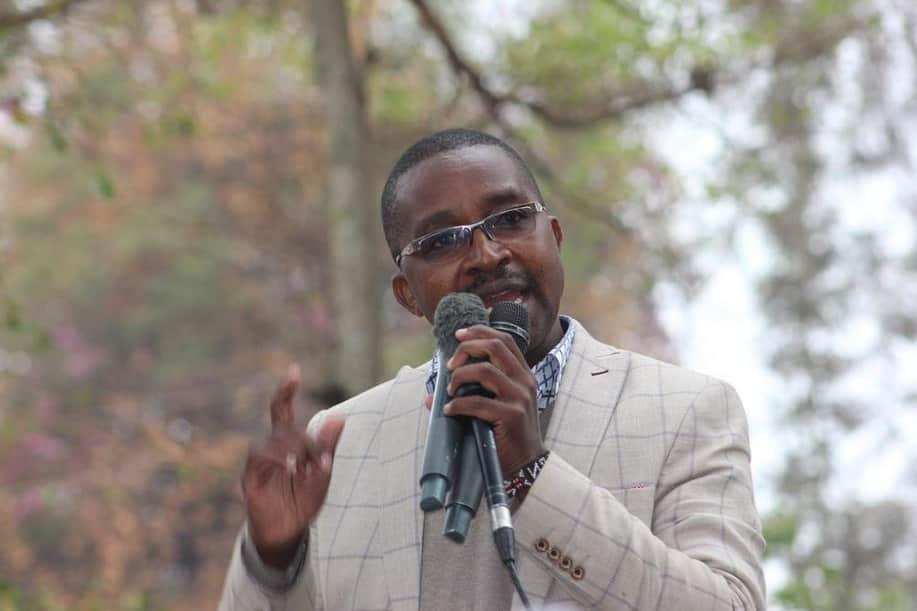 Water war far from over, I am just on Christmas break - Murang'a Governor Mwangi wa Iria