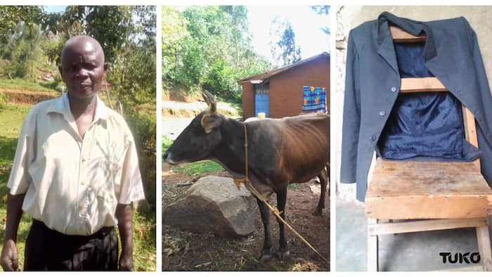 Luyha Culture: Power of Dead Man's Coat Used to Clear Dowry Debts Among Mulembe Clans