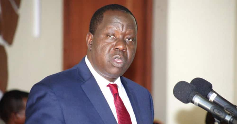 Fred Matiang'i: Nationwide Curfew Extended For Further 60 Days