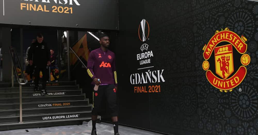 Axel Tuanzebe - Europa League/ Getty Images.