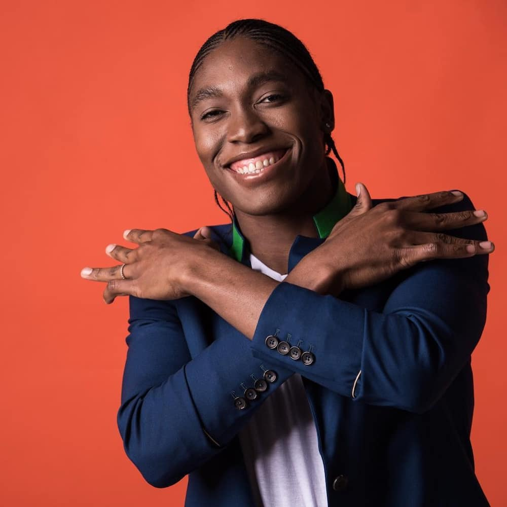 Caster Semenya bio: Wife, wedding, and career ▷ Tuko.co.ke