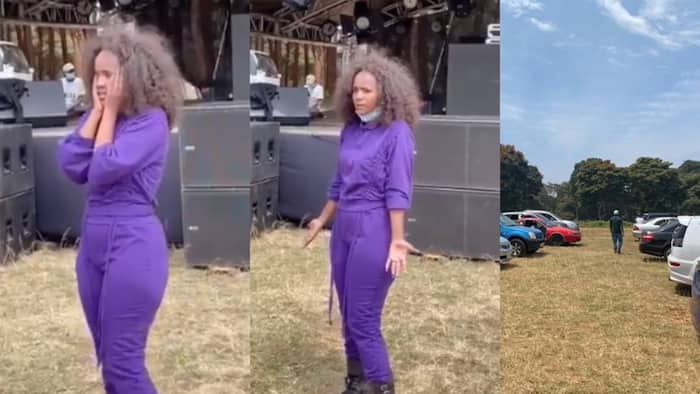 """Pierra Makena Cries Out As Her Event Is Affected by COVID-19 Protocols: """"How Are We Gonna Survive"""""""
