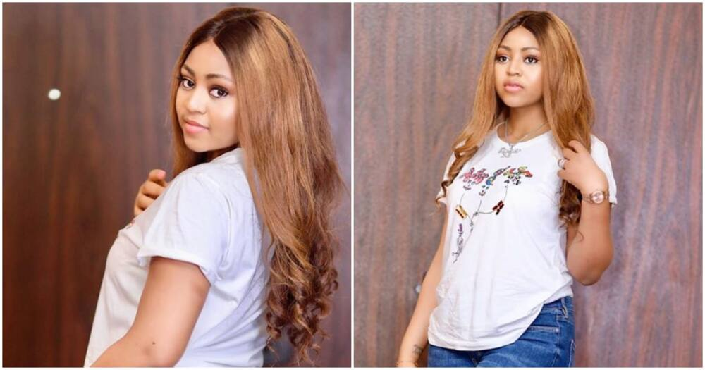 Nollywood actress Regina Daniels: God can change your life in a second