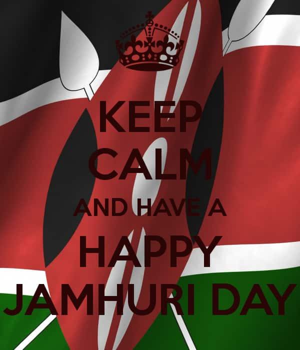 jamhuri day in Kenya
