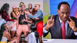 Ezekiel Mutua directs Eric Omondi to pull down Wife Material videos by Monday