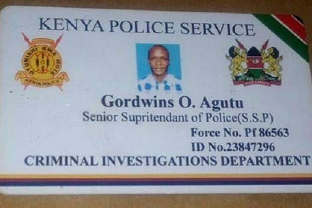 Police hunting for suspected serial extortionist, impersonator terrorising Kenyans using multiple fake staff IDs