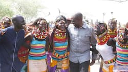 Fact Check: William Ruto Did Not Give Firearms to Cattle Rustlers in Pokot