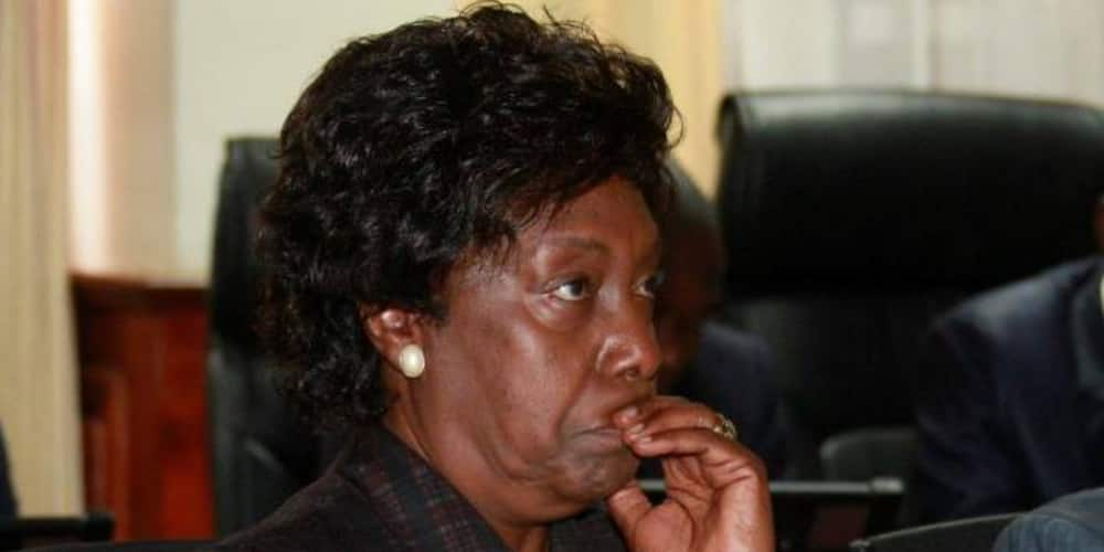 Kitui Governor Charity Ngilu. Photo: NARC