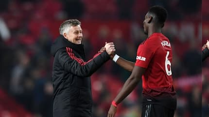 How Solskjaer convinced Pogba to stay at Old Trafford during one-on-one meeting days after replacing Mourinho