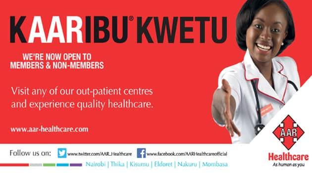 AAR Kenya contacts, AAR Kenya branches, AAR Kenya head office contacts