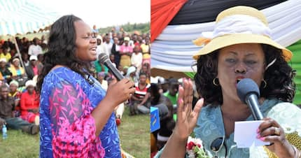 Fireworks as Millie Odhiambo locks horns with Homa Bay county Woman Rep Gladys Wanga