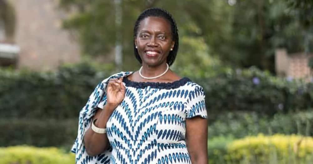 Martha Karua. Photo; Martha Karua.