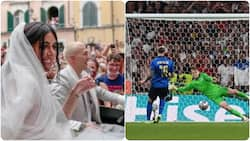 Italian Forward Marries Big Brother Star Just 2 Days after Euro 2020 Triumph Over England