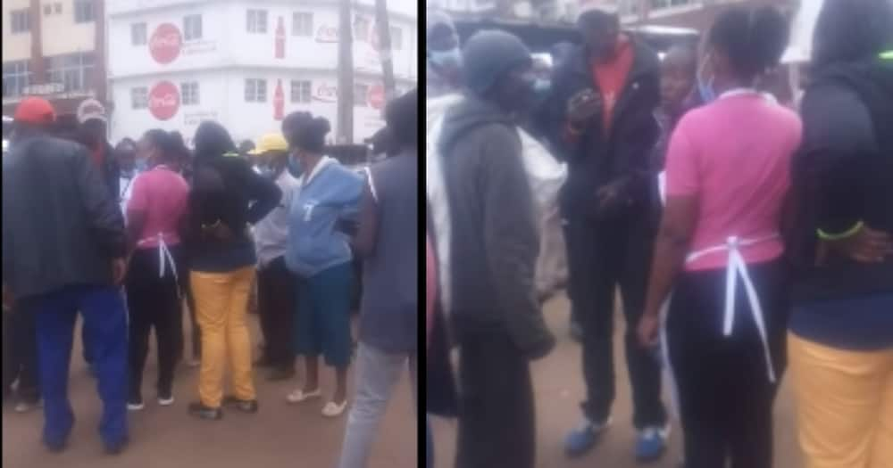 Limuru: Angry Woman Removes Akurinu Man's Turban after He Refused Paying for Night in Lodging