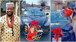Wish I Had Money for Latest Range Rover, Actor Browny Says As He Gifts Wife New Car on Birthday