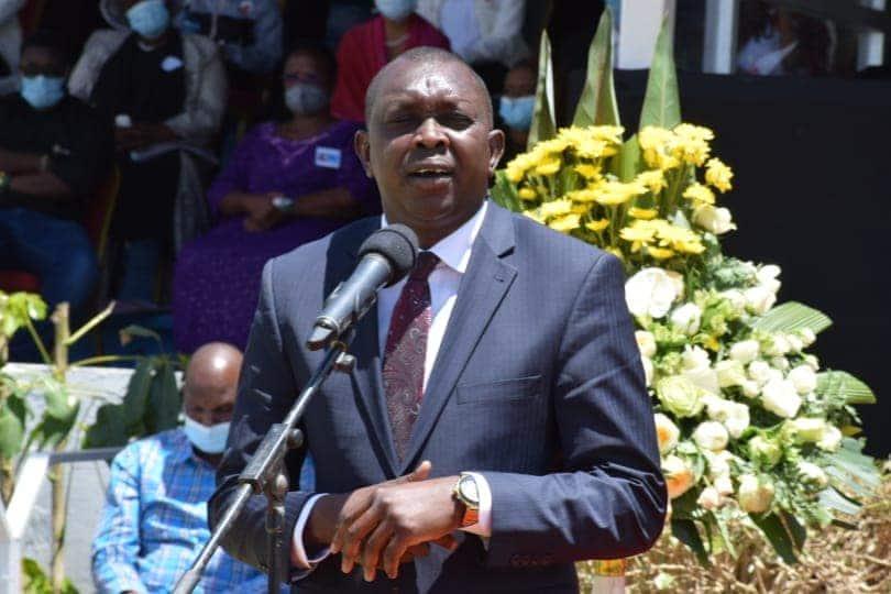 Have a taste of your own medicine, MP Sudi tells ODM over Kibicho farce