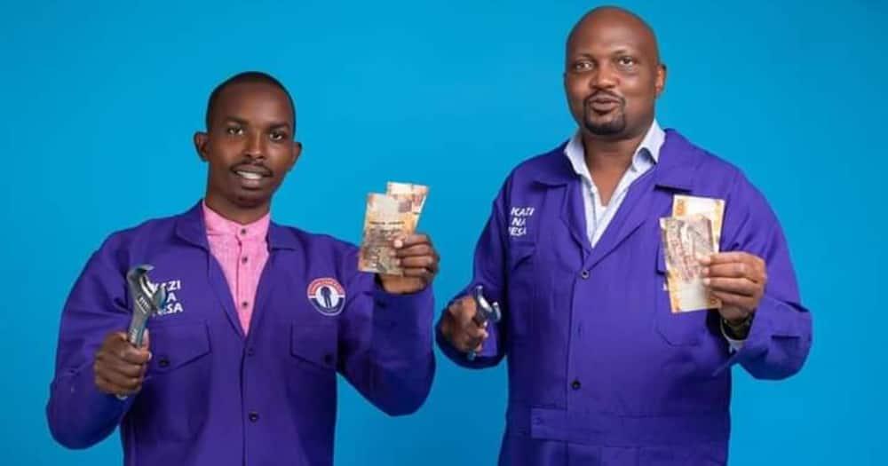 IEBC Yamuondoa Mgombea wa Moses Kuria Kwenye Uchaguzi Mdogo Kiagu