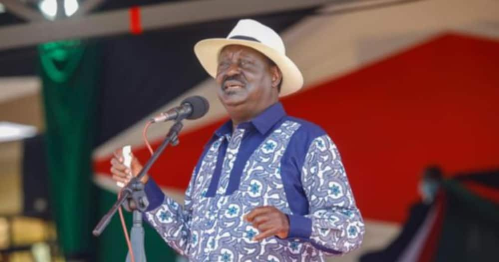 Raila Odinga Challenges Uhuru to Share with Public Evidence Against 6 Judges He Rejected