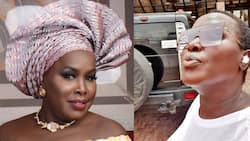 Authentic Beauty: Emmy Kosgei Proudly Flaunts Makeup-Free Skin, Grey Hair in Lovely Photo