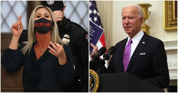 President Joe Biden faces impeachment 24 hours after assuming presidency