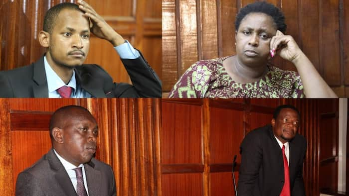 List of 11 Sitting MPs with Pending Court Cases as 2022 General Election Nears