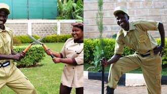 Pure Talent: 7 Attractive Photos of Witty Zora Gateman Ogola