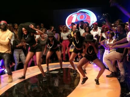 Live dirty dancing on 10over10 TV show irks a section of Kenyans