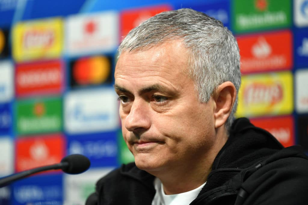 Jose Mourinho insists he had no intention of managing Benfica after Man United sack