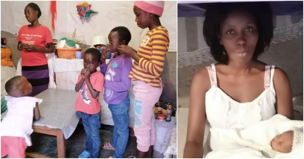 Nairobi woman affected by Kariobangi demolitions names newborn after activist who helped her