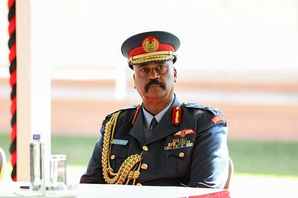 Mohamed Bado adokezea kuwania kiti cha 2022