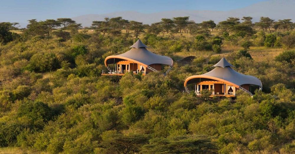 Mahali Mzuri emerged best in Travel + Leisure Awards 2021.