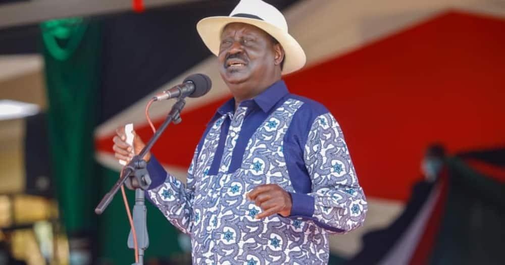 Murang'a Senator Irungu Kang'ata Claims Raila Is Lazy, Asks Him to Visit Central to Seek Votes