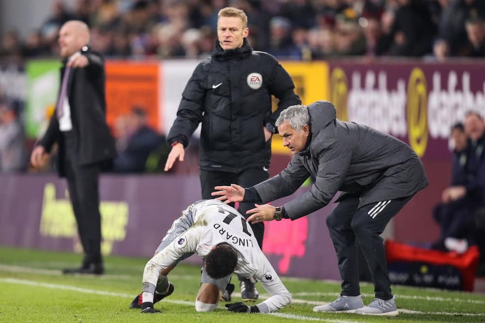 Jesse Lingard: Spurs boss Mourinho plotting to reunite with former player this summer