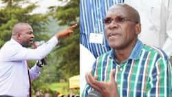 Justus Murunga: Echesa accuses Khalwale of using MP's lover to demand KSh 200k from widows