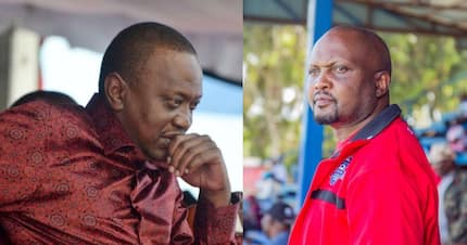 Moses Kuria apaa kuanza siasa za mapema licha Rais Uhuru kutoa onyoa kali