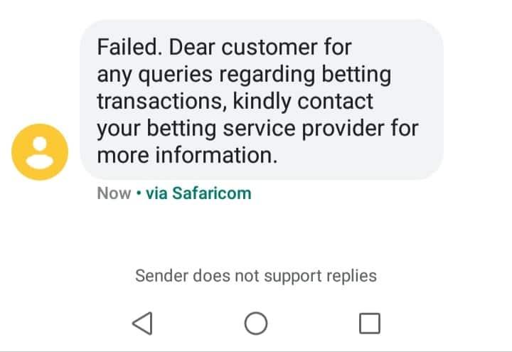 Safaricom blocks deposit transactions to paybill numbers of