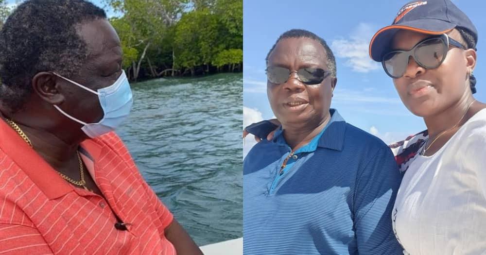 "Mary Kilobi Responds to Claims Atwoli Married 23-year-old lady in Coast: ""Nitatafuta tujadiliane"""