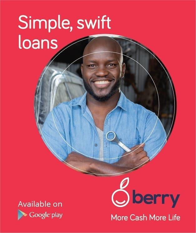 Berry loans Kenya