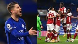 Arsenal Yazuia Chelsea Kutua Kwenye Nafasi ya Tatu Jedwalini