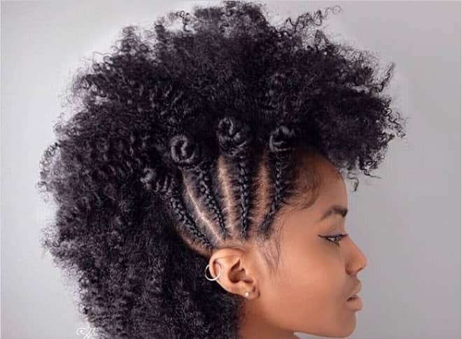 Top 20 latest cornrows hairstyles 2019