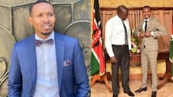 Cool in suits: MP Moha Jicho Pevu shows elegance with his fitting suits