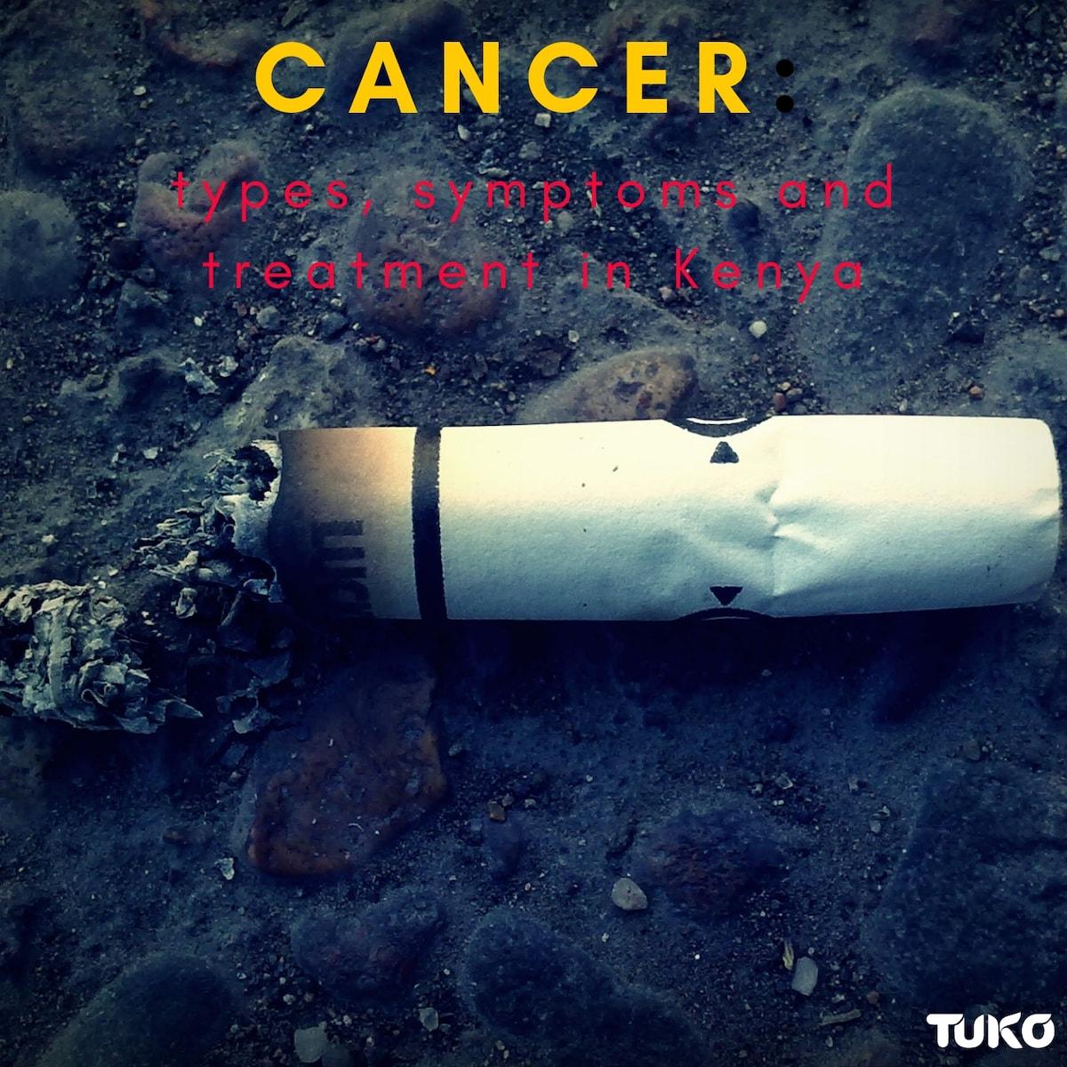 cancer in kenya
