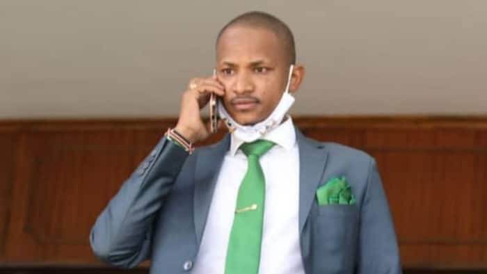 Babu Owino Threatens to Leave Twitter after Giant Social Media App Verified His Parody Account