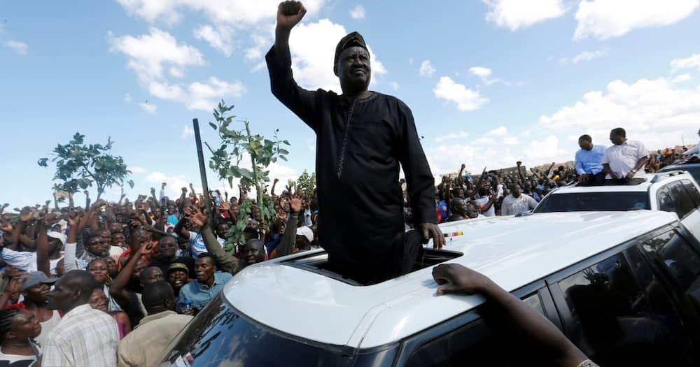 "Raila Odinga congratulates MCAs for resoundingly passing BBI: ""Kenyans aren't slow learners"""